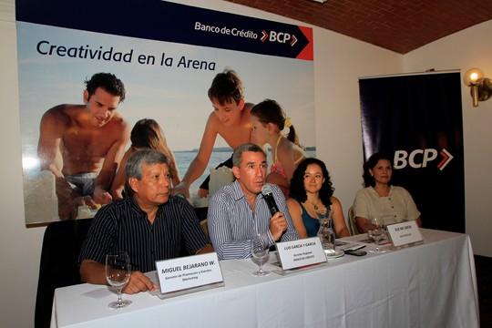 Conferencia BCP
