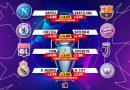 Champions: Barcelona, Manchester City, Bayern y Juventus favoritos en los octavos
