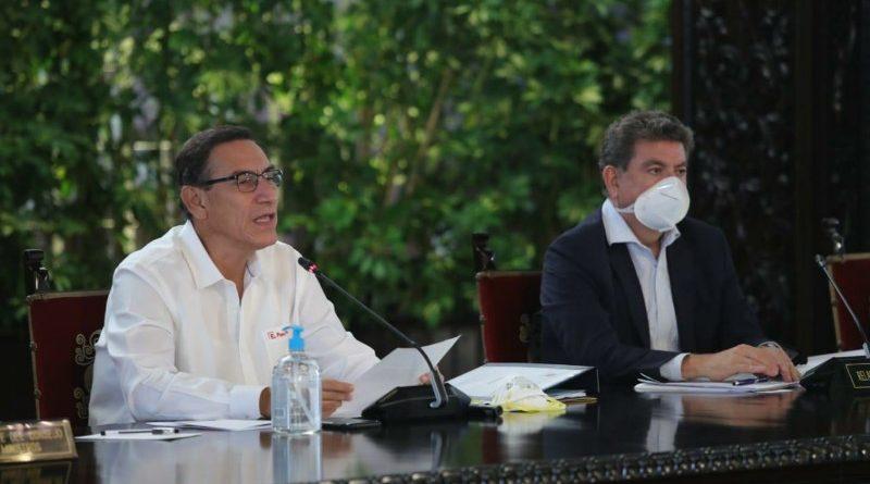 GOBIERNO DISPONE QUE INMOVILIZACIÓN SOCIAL OBLIGATORIA SE AMPLIARÁ A NIVEL NACIONAL DESDE LAS 6 DE LA TARDE HASTA LAS 5 DE LA MAÑANA