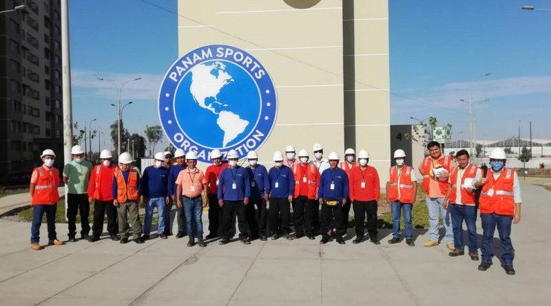 Movistar instala una red de tecnología en Villa Panamericana para que sirva como hospital de emergencia de EsSalud