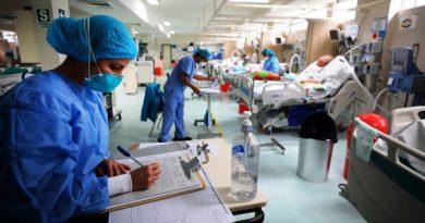 Más de 100 mil casos covid-19 colapsó sistema salud en peru esperamos respuestas heroicas