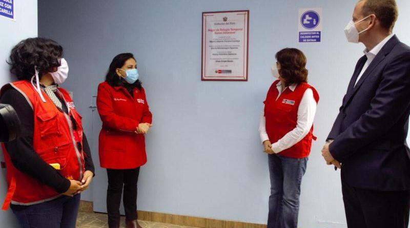 Mimp Inauguro Segundo Hogar De Refugio En Lima Para Proteger A Las